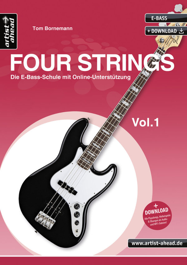 Four-Strings.de - Vol. 1