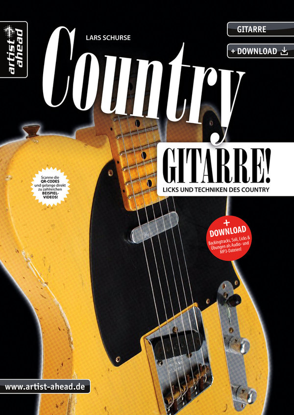 Country-Gitarre!