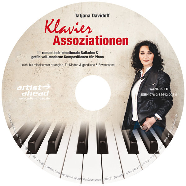 CD Klavier-Assoziationen