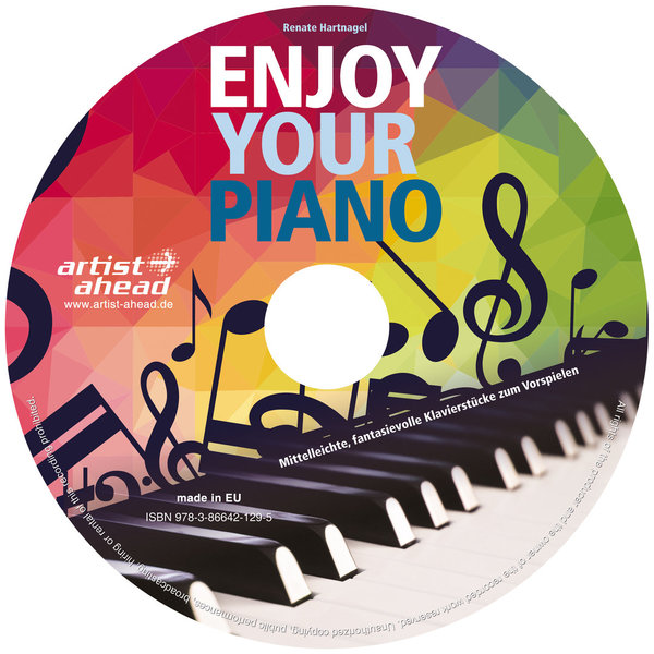 CD Enjoy your Piano