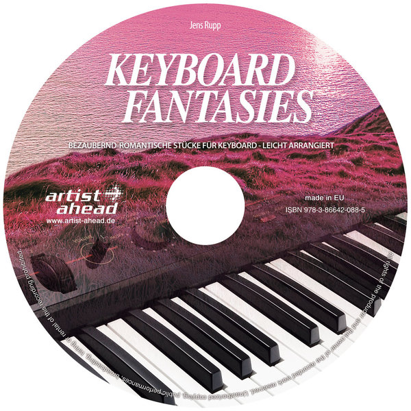 CD Keyboard Fantasies