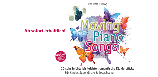 Moving Piano Songs