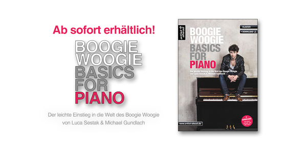 Boogie Woogie Basics for Piano